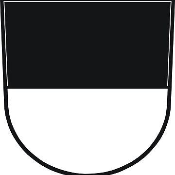 Ulm coat of arms, Germany by PZAndrews