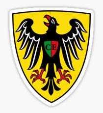 Esslingen am Neckar coat of arms, Germany Sticker