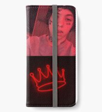 Lil Xan Artwork  iPhone Wallet/Case/Skin