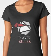Vector - Player Killer Women's Premium T-Shirt