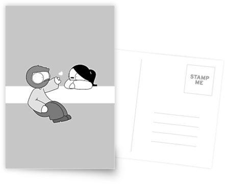 Stripe Catana & John by catanacomics