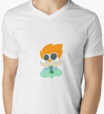 meep? Men's V-Neck T-Shirt