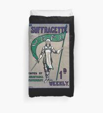 The Suffragette Duvet Cover