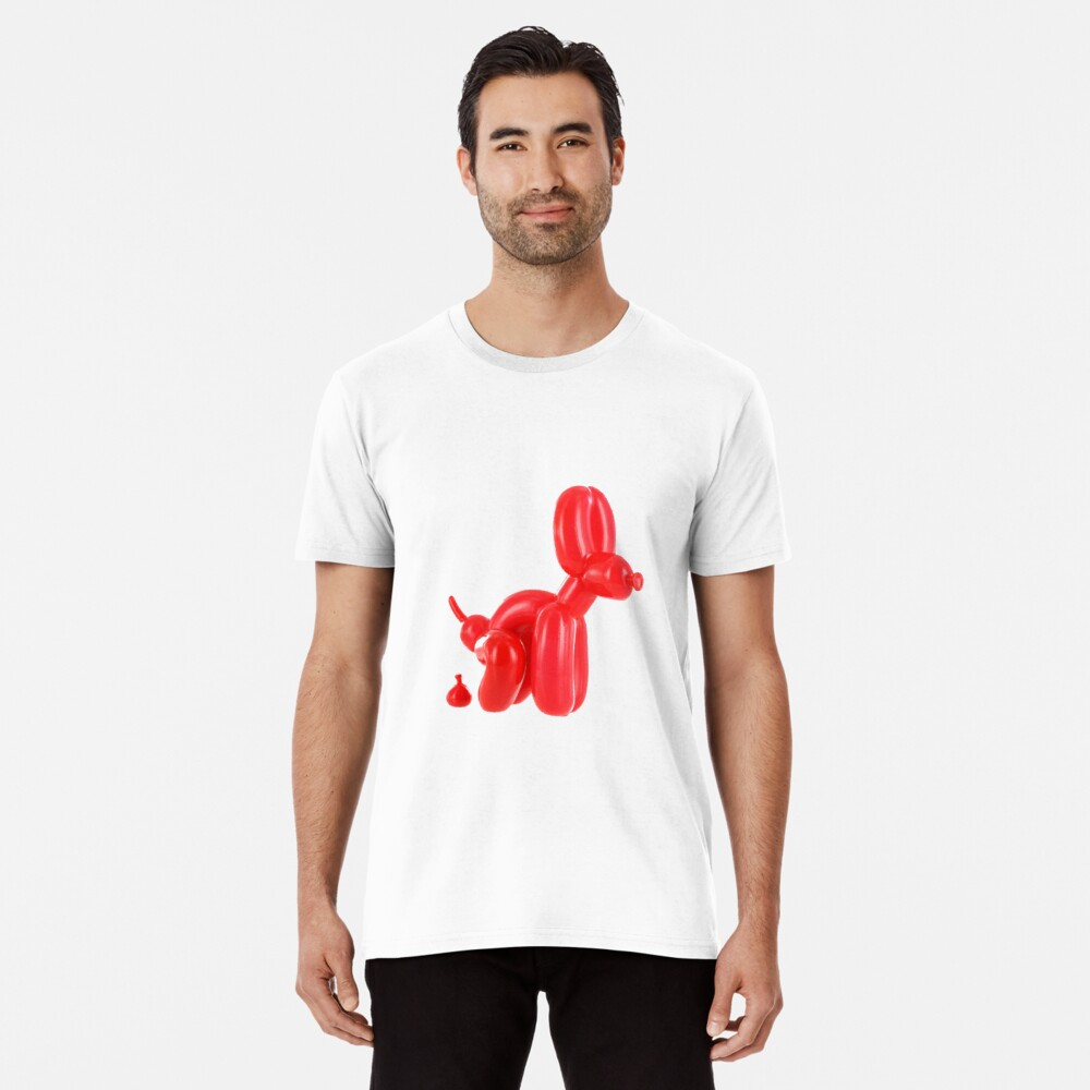 Balloon Dog MK2 Camiseta premium