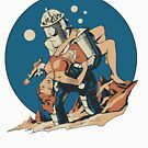 Damsel in Space by kprojekt