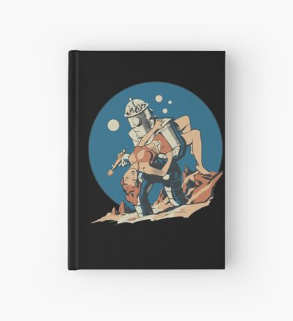 Damsel in Space Hardcover Journal
