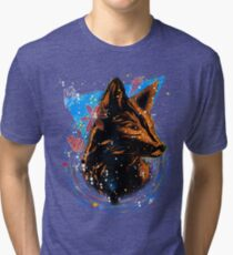 magical fox Tri-blend T-Shirt
