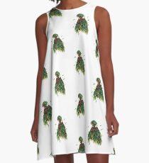 Nature's Lady A-Line Dress