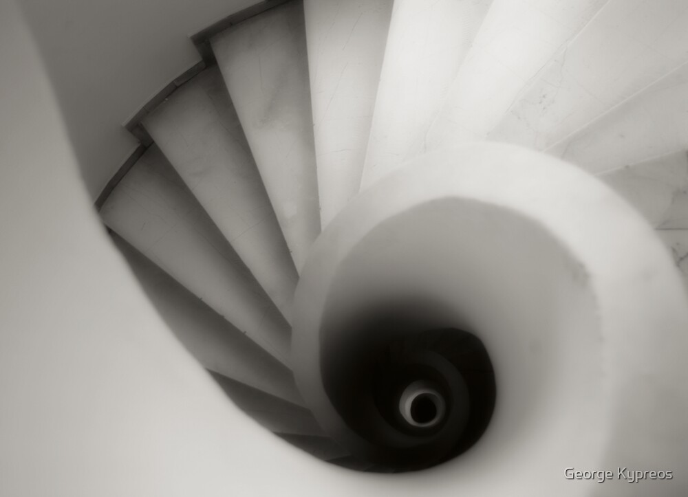 Stairs #2 by George Kypreos