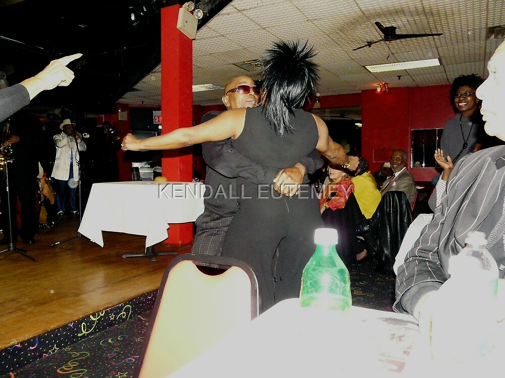 I DON'T DO DIRTY DANCING!! by KENDALL EUTEMEY