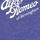 Classic Alfa of Bham White by Fobrocks