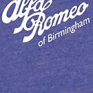 Classic Alfa of Bham White by Fobrocks