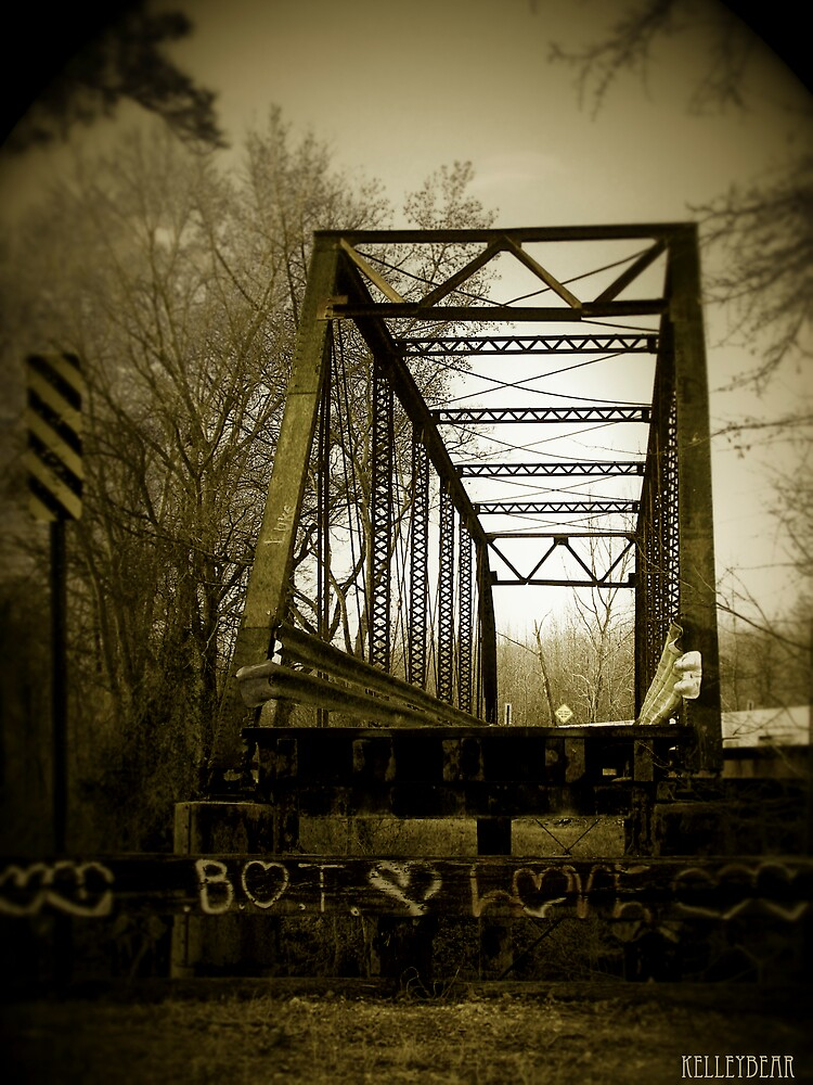 Abandoned Bridge  by kelleybear