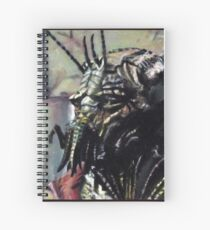 Christopher Johnson Spiral Notebook