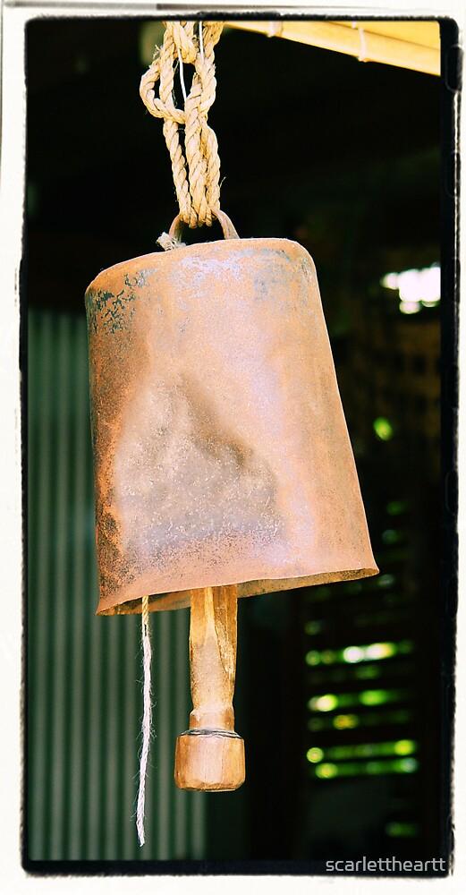 the bell tolls by scarlettheartt