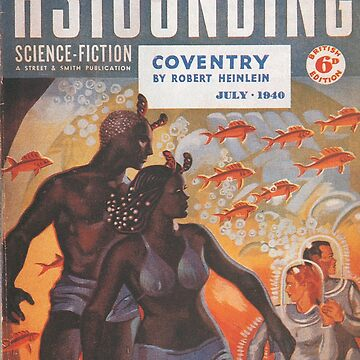 Astounding Stories July 1940 by babydollchic
