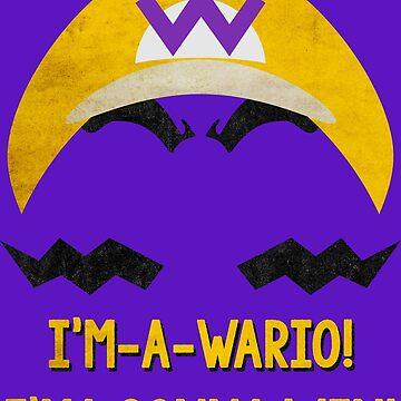 I'm-a-Wario! by MattAbernathy