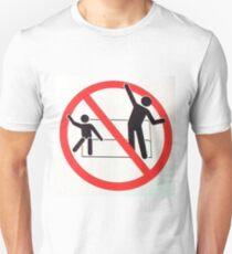 Please, Control Your Children! Unisex T-Shirt