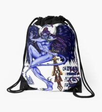Mystical Creature  Drawstring Bag