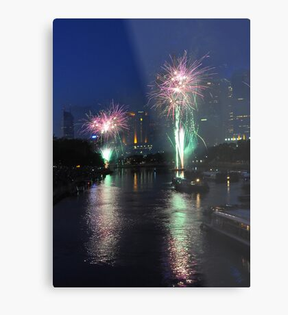 Fireworks #1 Metal Print