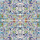Urban Pattern #2 by LaRoach