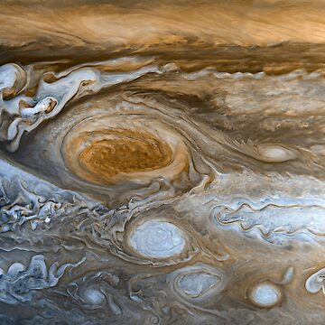 Jupiter's Great Red Spot by kevinmgill