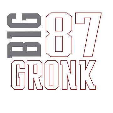 BIG GRONK by Texarkatheart