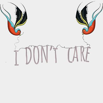 I don't care by sovlful