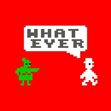 Gaming [C64] (Funnies) - Jet Set Willy 'What Ever' by ccorkin