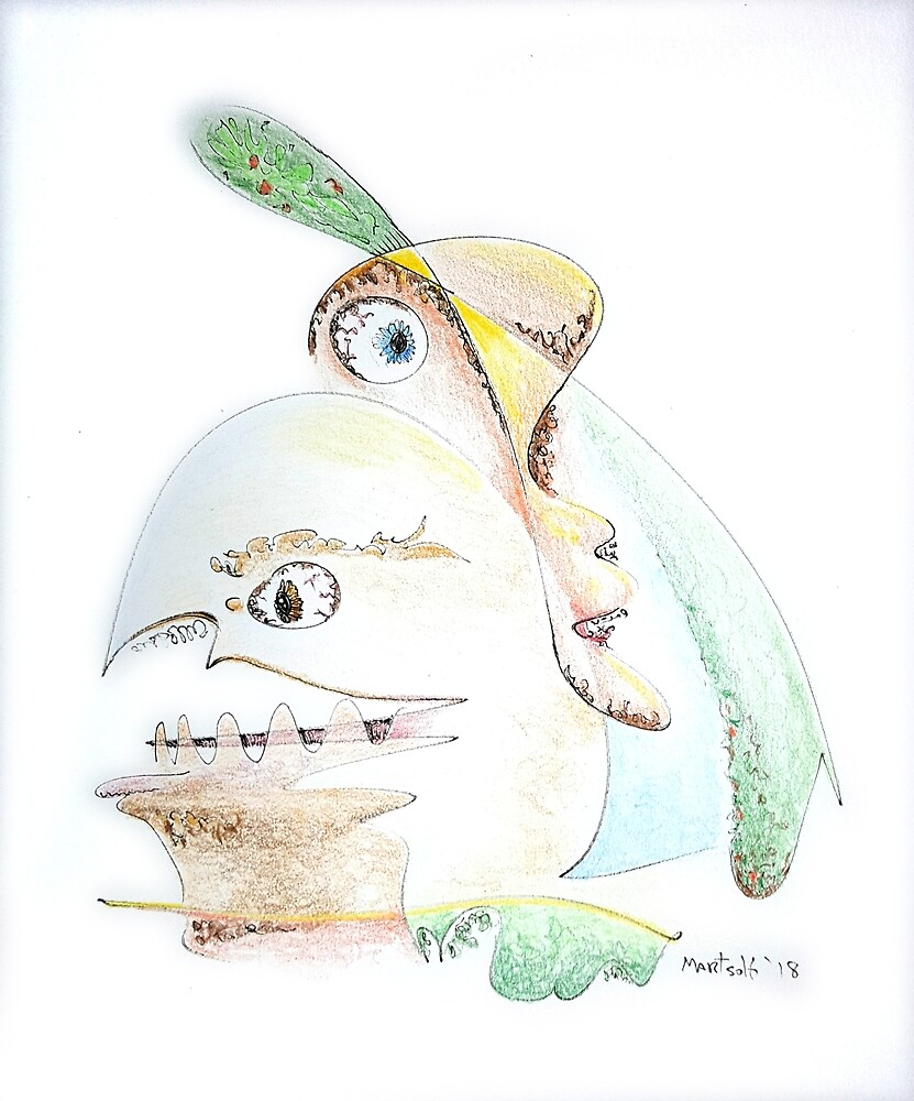 The Egg and I by Dave Martsolf