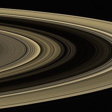 Rings of Saturn by kevinmgill
