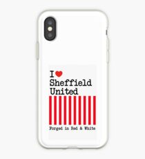 Sheffield United iPhone Case