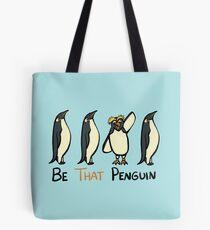 Be THAT Penguin Tote Bag