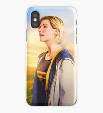 Doctor Who: 13th Doctor iPhone Case/Skin