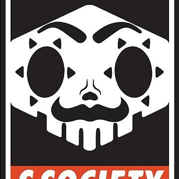 S. Society by astrobunny
