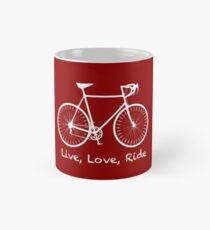 Live, Love, Ride Mug