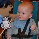 Elijah Meets The Fuzz...... by zpawpaw