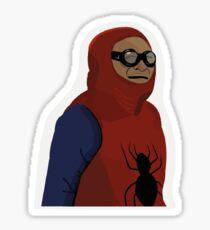 Man-Spider Sticker