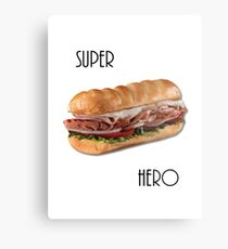 Super Hero Metal Print