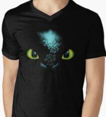 Toothless Men's V-Neck T-Shirt