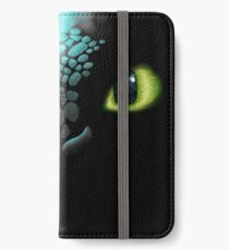 Toothless iPhone Wallet/Case/Skin