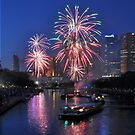 Fireworks #2 by Peter Hammer