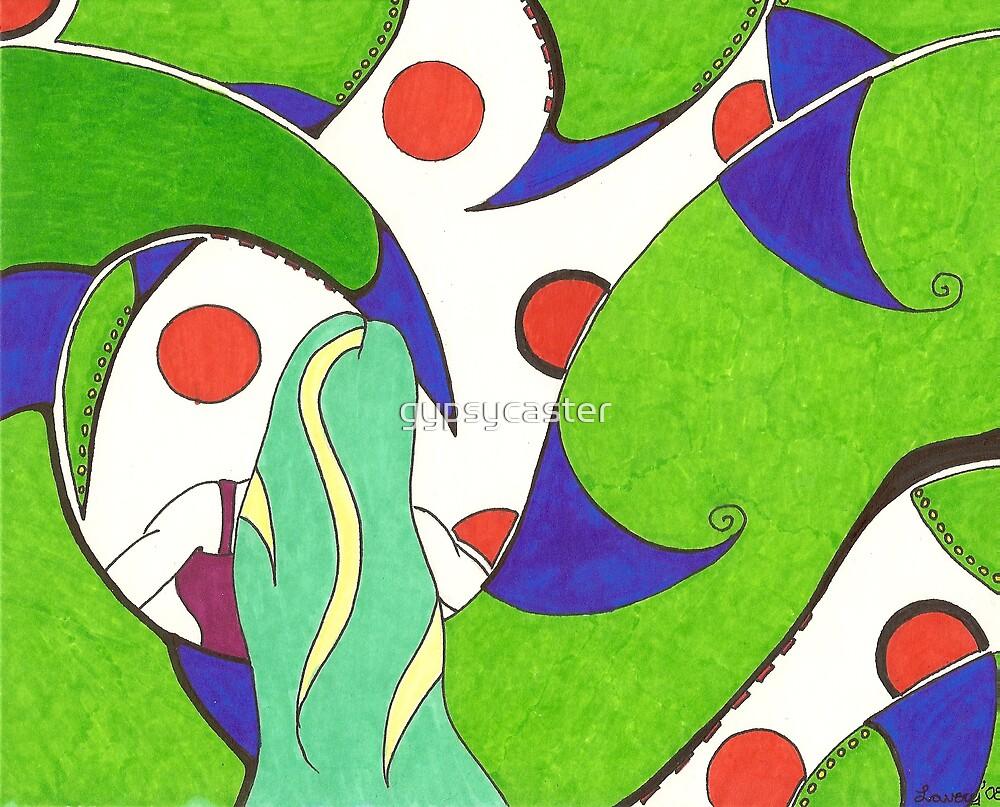 Love Me, Love My Cephelapod by gypsycaster