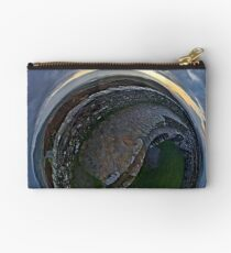 Winter Solstice Dawn over Grianan, Donegal, Ireland Studio Pouch
