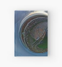 Winter Solstice Dawn over Grianan, Donegal, Ireland Hardcover Journal