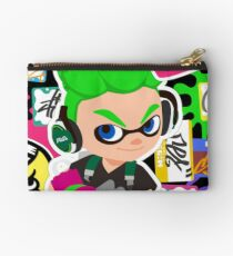 Splatoon 2 Inkling Boy Studio Pouch