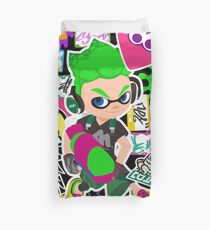 Funda nórdica Splatoon 2 Inkling Boy