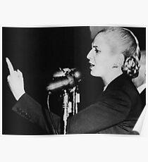 Eva Perón Poster
