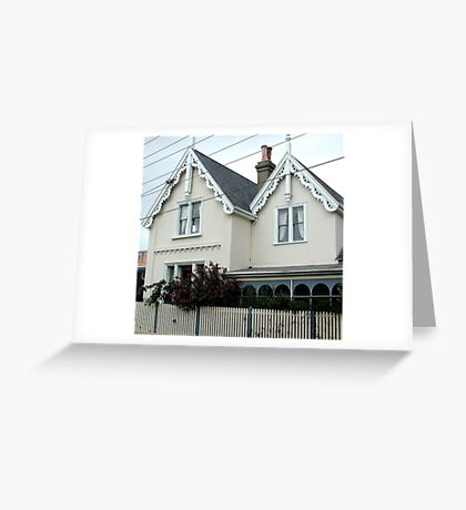 The Gables Greeting Card