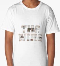 The Treme TV Series Long T-Shirt